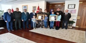 15 Temmuz Demokrasi Gazileri'ne 'Devlet Övünç Madalyası' verildi