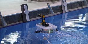 Akıllı robotlar can kurtarmak için yarıştı