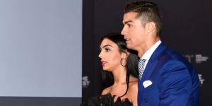 Ronaldo'nun gözde kadını, ev halini paylaştı