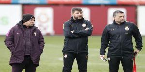 Galatasaray, Sivasspor maçı hazırlıklarını tamamladı