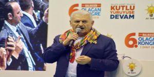 Başbakan Yıldırım'dan Afrin operasyonu açıklaması