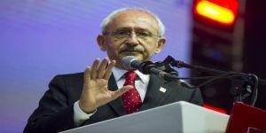 Kılıçdaroğlu'nun teşekkür konuşması