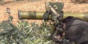 Kadın Terörist,Tankımızı ABD'nin Verdiği Silahla Vurmuş