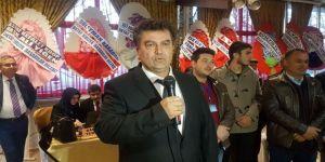 Oktay Kırlı yeniden başkan seçildi