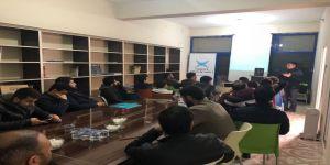 Gençlere ve esnaflara girişimcilik kursu