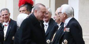 Erdoğan, Vatikan'da