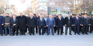 Atatürk'ün Niğde'ye gelişi kutlandı