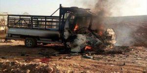 Azez'de roket saldırısı: 2 ölü, 7 yaralı