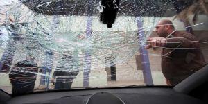 Yahudiler, Batı Şeria'da Filistinlilere saldırdı