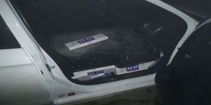 Kamyonun gizli bölmesinde 14 bin 199 paket kaçak sigara ele geçirildi