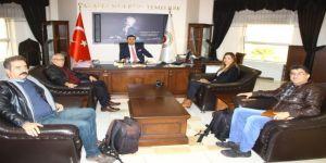 Edremit Cumhuriyet Başsavcısı Güzel göreve başladı