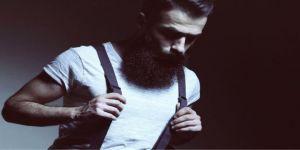 """""""Evlilik ya da uzun süreli ilişkiler için kadınların tercihi, sakallı erkekler"""""""