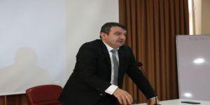 Genel Sekreter Yardımcısı Yeşildal'dan antrenörlere iletişim eğitimi