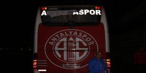Antalyaspor takım otobüsün taşlayanlar yakalandı