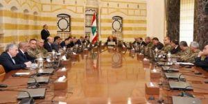 Lübnan orduya tam yetki verdi