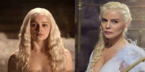 Ömür Gedik, Khaleesi oldu