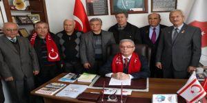TEMAD'dan Zeytin Dalı Harekatı'na destek