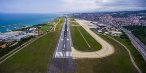 Trabzon Havalimanı'nda yeni yılın ilk ayında yüzde 24'lük artış