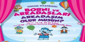Forum Bornova'da arkadaşlık zamanı