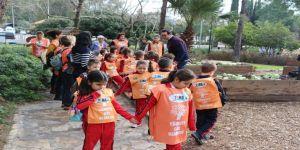 TEMA çocuklara çevre bilinci kazandırıyor