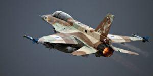 İsrail, Suriye'deki İran mevzilerini vurdu