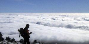 Yürüyerek bulutların üzerine çıkıyorlar