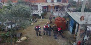 Uyuşturucu tacirlerine 'drone'lu operasyon: 37 gözaltı