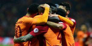 Galatasaray evinde mağlubiyeti unuttu!
