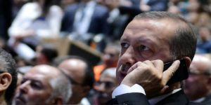 Erdoğan, şehit babası ile telefonda görüştü