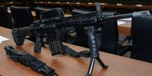 TSK'ya 4 bin 500 milli piyade tüfeği daha