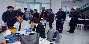 Kdz. Ereğli Belediyesi personelinden kan bağışına tam destek