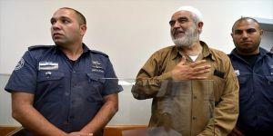 Şeyh Salah'ın hücre cezasının uzatılması istendi