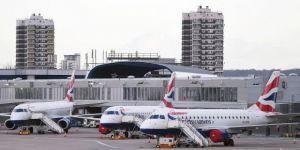 Londra Şehir Havalimanı yeniden açıldı
