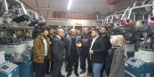 HRÜ Mühendislik Fakültesi öğrencileri işyeri eğitimine başladı