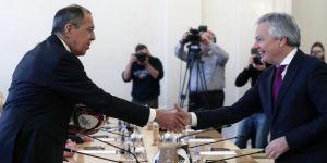 Rusya ve Belçika Dışişleri bakanlarından karşılıklı jest