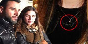 Alişan'ın sevgilisinin kolyesinin sırrı çözüldü