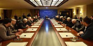 İvedik Mahallesi sakinlerinden Başkan Tuna'ya ziyaret