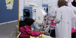 Gazze'de sağlık krizi