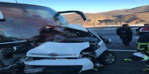 Korkunç kaza: 4 ölü, 7 yaralı!