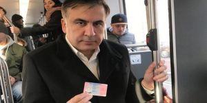 Saakaşvili, Hollanda'ya yerleşti