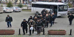 Silah kaçakçılarına operasyon: 61 gözaltı