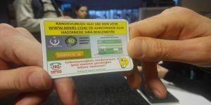 Devlet Hastanesinden hastalara randevu magneti