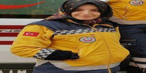 Sınıra nöbete giden sağlıkçılar kaza yaptı: 1 ölü, 1 yaralı