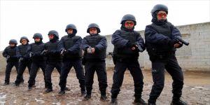 Polisliği Türkiye'de öğreniyorlar