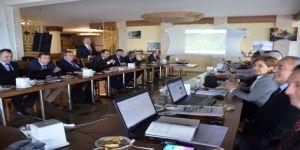 Biga'da Orman Bölge Müdürlüğü değerlendirme toplantısı