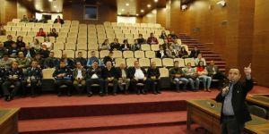 Döşemealtı Belediye personeline uyuşturucu semineri