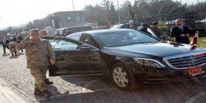 Jandarma Genel Komutanı Orgeneral Çetin Siirt'te