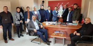 STK'lardan CHP'ye ziyaret