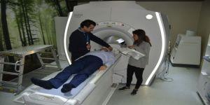 Kozan Devlet Hastanesi'nde MR cihazı hizmet vermeye başladı