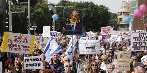 İsrailliler Netanyahu'yu istifaya çağırıyor